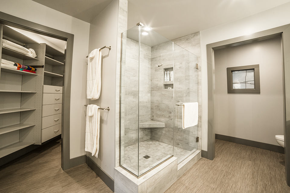 Private Residence Construction by Diamond Construction Montana
