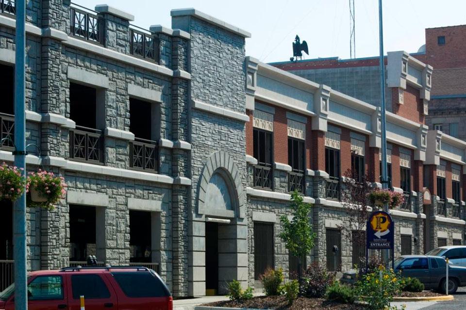 Jackson Street Parking Structure