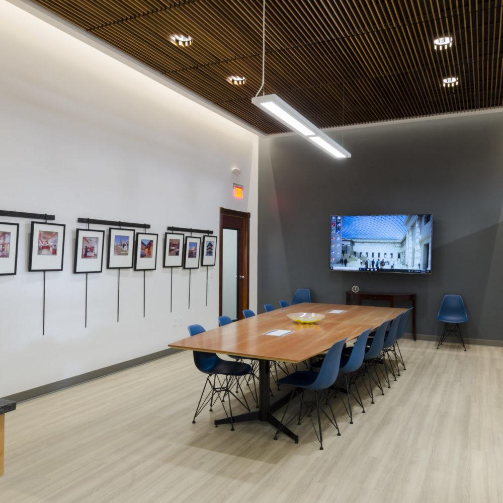 Valley Plaza Interior by Diamond Construction Helena MT