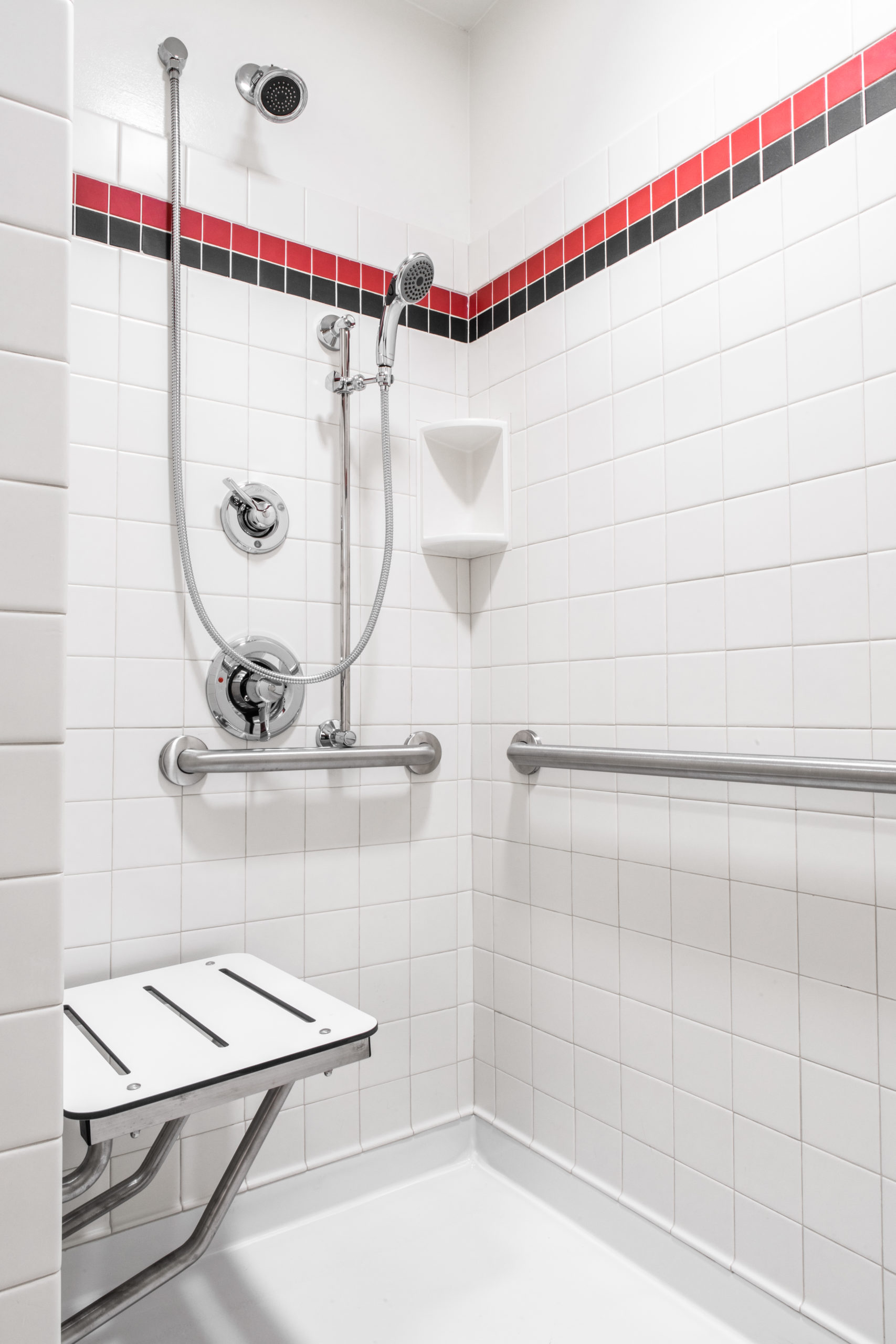 Mathews Hall Dormitory Bathroom Renovations